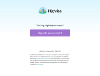 mt3marketing1.highrisehq.com screenshot