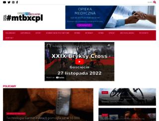mtb-xc.pl screenshot