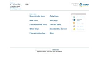 mtbshop.ru screenshot