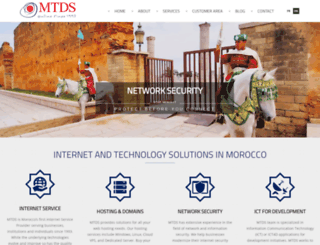 mtds.com screenshot