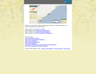 mtectracking.com screenshot