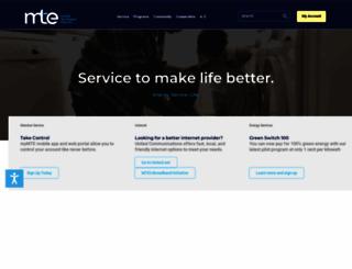 mtemc.com screenshot