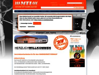 mti-ag.ch screenshot