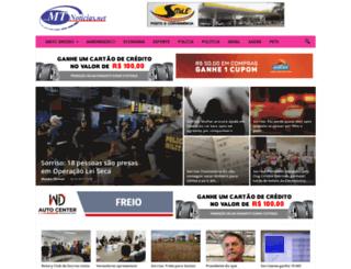 mtnoticias.net screenshot