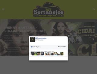 mtsertanejos.com.br screenshot
