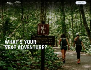 mtwashingtonvalley.org screenshot