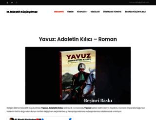 mucahitkucukyilmaz.com screenshot