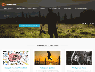 mucahityildiz.com screenshot