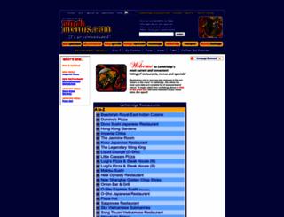 muchmenus.com screenshot