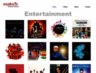 mudra.tv screenshot