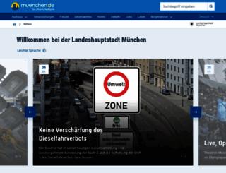 muenchen.info screenshot