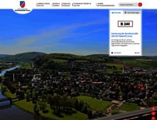 muenchhausenland.de screenshot