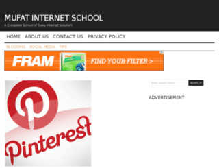 mufatinternetschool.com screenshot