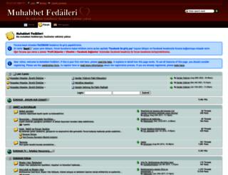 muhabbetfedaileri.com screenshot