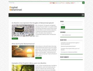 muhammad.info screenshot
