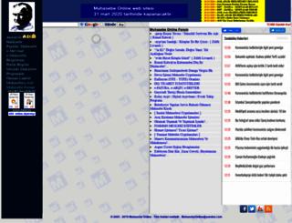 muhasebe-online.com screenshot