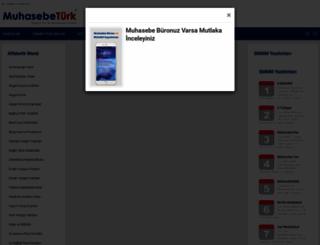 muhasebeturk.org screenshot