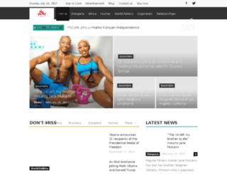 mukurimax.com screenshot