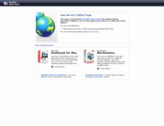 muldenservice.netmade.ch screenshot