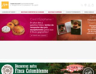mulhaupt.fr screenshot