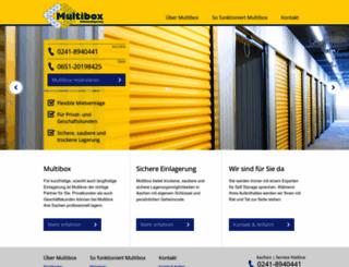 multibox.de screenshot
