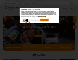 multicare.pt screenshot