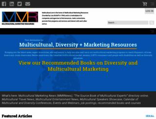 multicultural.com screenshot