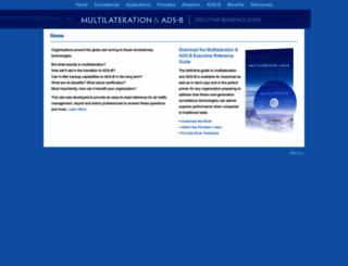multilateration.com screenshot