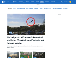 multimedia.ihned.cz screenshot