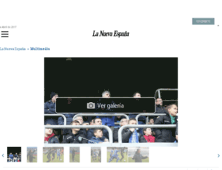 multimedia.lne.es screenshot