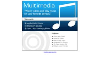 multimedia.tvradiocameras.com screenshot