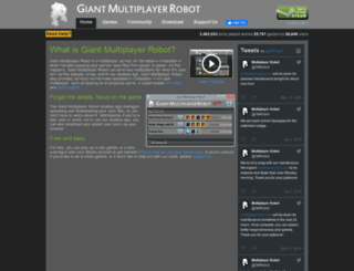 multiplayerrobot.com screenshot