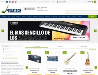 multisononline.com screenshot