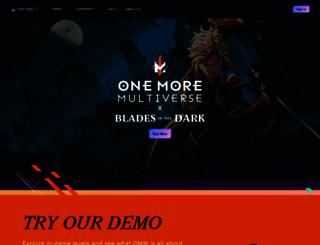 multiverse.com screenshot