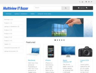 multiviewitbazar.com screenshot