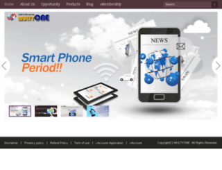 multyone.com screenshot