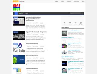 mulyadiran.blogspot.com screenshot