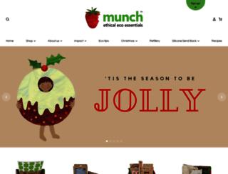 munchcupboard.com screenshot