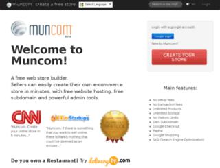 muncom.com screenshot