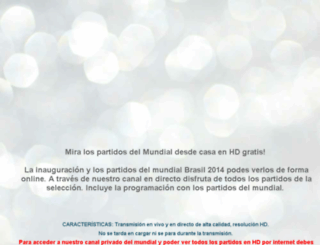 mundial2014endirecto.com screenshot