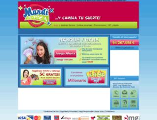 mundirasca.com screenshot