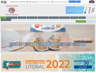 mundistours.ro screenshot