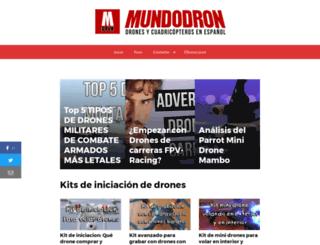 mundodron.net screenshot