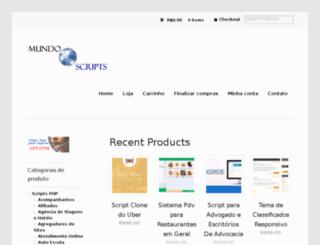 mundoscripts.com.br screenshot