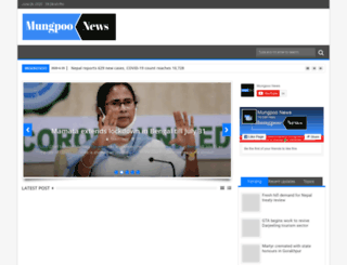 mungpoo.org screenshot