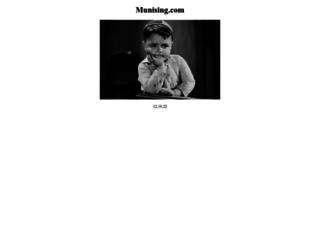 munising.com screenshot