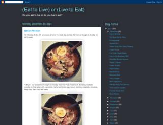 muntalksfood.blogspot.sg screenshot