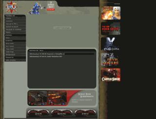muonline.hu screenshot