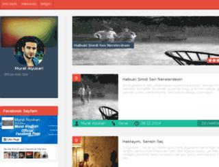 muratalyukari.com screenshot