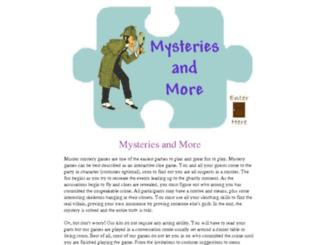 murdermysterygames.com screenshot